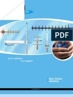Base Station Antenna Catalog Download