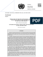UNESC Report on Food Security 2009