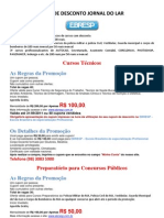 Rede de Desconto Jornal Do Lar