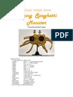 Build Your Own Flying Spaghetti Monster
