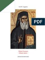 Sfantul Nectarie, Sfantul Iubirii, Iosif D. Agapitos
