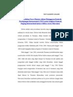 Permasalahan Force Majeure dalam Pelanggaran Kontrak Perdagangan Internasional (CISG) Pada Sengketa Kontrak Dagang Internasional Antara Globex Versus Marcomex-Nin Yasmine Lisasih