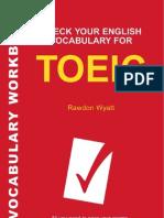 TOEIC Vocabulary Practice
