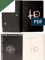 HO (poesía, collage)