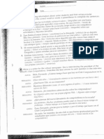 1B Vocabulary Worksheet A, B, C, D