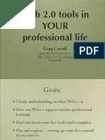 Keynote Web2for Prof Lives 08