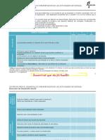 Espolea 2008 - Criterios de Seleccion de Actividades