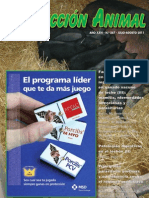 Nº 267 - JULIO-AGOSTO 2011 - PRODUCCION ANIMAL