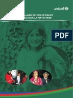 Evaluarea Politicilor Publice Education Ale Pentru Rromi 2