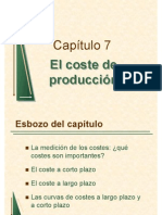 Cap7.- Costo de Produccion