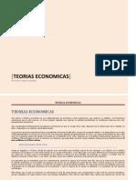Teorias Economicas.- Definición y precursores