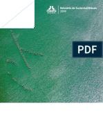 Relatório de Sustentabilidade 2009 ITAIPU