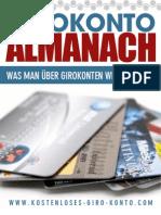 Girokonto-Almanach