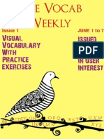The Vocab Weekly_Issue 1