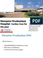 Narayana Hrudayalaya-Group 8