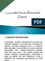Educação Cristã PDF