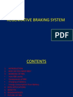 Regenrative Braking System