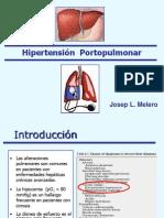 Complicaciones Pulmonares en Pacientes Con Enfermedad Hepatica