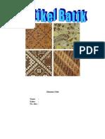 Batik Cover