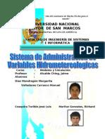 Modelos y Simulacion Informe Final