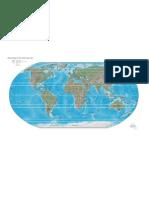 Atlas - Mapa físico Del Mundo