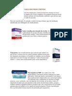 Significado Das Tarjas Dos Medicamentos
