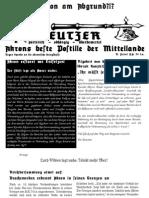 Sonderkreutzer zur Reichsversammlung vom 10. Ferret A.A. 74 t.n.