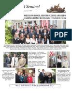Washington Crossing Foundation - 2011 Newsletter