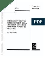 1649-1996     Chimeneas y ductos