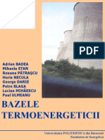 Bazele termoenergeticii