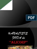 Analisis Foda de Alicorp