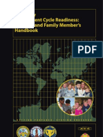Deployment Cycle Readiness Handbook