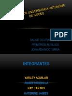PRIMEROS AUXILIOS COMPLETO2007