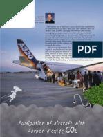 Aircraft Fumigation