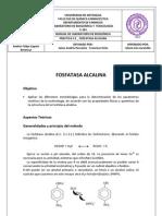 Practica # 6 _ Fosfatasa alcalina