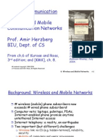 AN1 Mobile and Wireless Communication