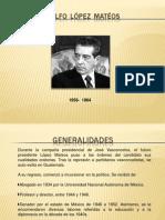 ADOLFO LÓPEZ MATÉOS E-9