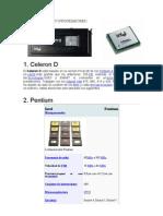 10 TIPOS DE CPU