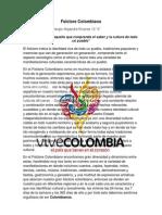Folclore Colombiano