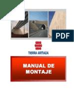 Tierra Armada Manual de Montaje
