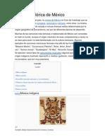 Música folclórica de México