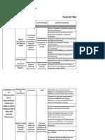 Plan de Accion PI y PMM Pitumarca