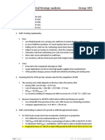 Dell's Working Capital - Case Analysis - G05