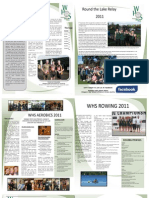 Sports E-Newsletter (1st Ed.)
