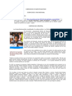 Popayan Ejercicio Investigativo Ind. y Grup.