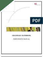 Gram Handbook for Trainees