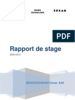 Rapport Board technologie