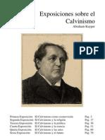 Exposiciones Sobre El Calvinismo
