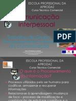 COMUNICAÇÃO INTER-PESSOAL- TRABALHO DE GRUPO