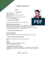 Curriculum Thiago